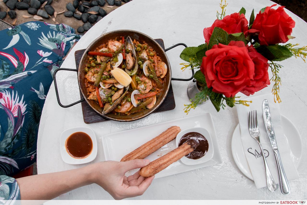 Spanish Tapas Restaurants - Sabio By The Sea