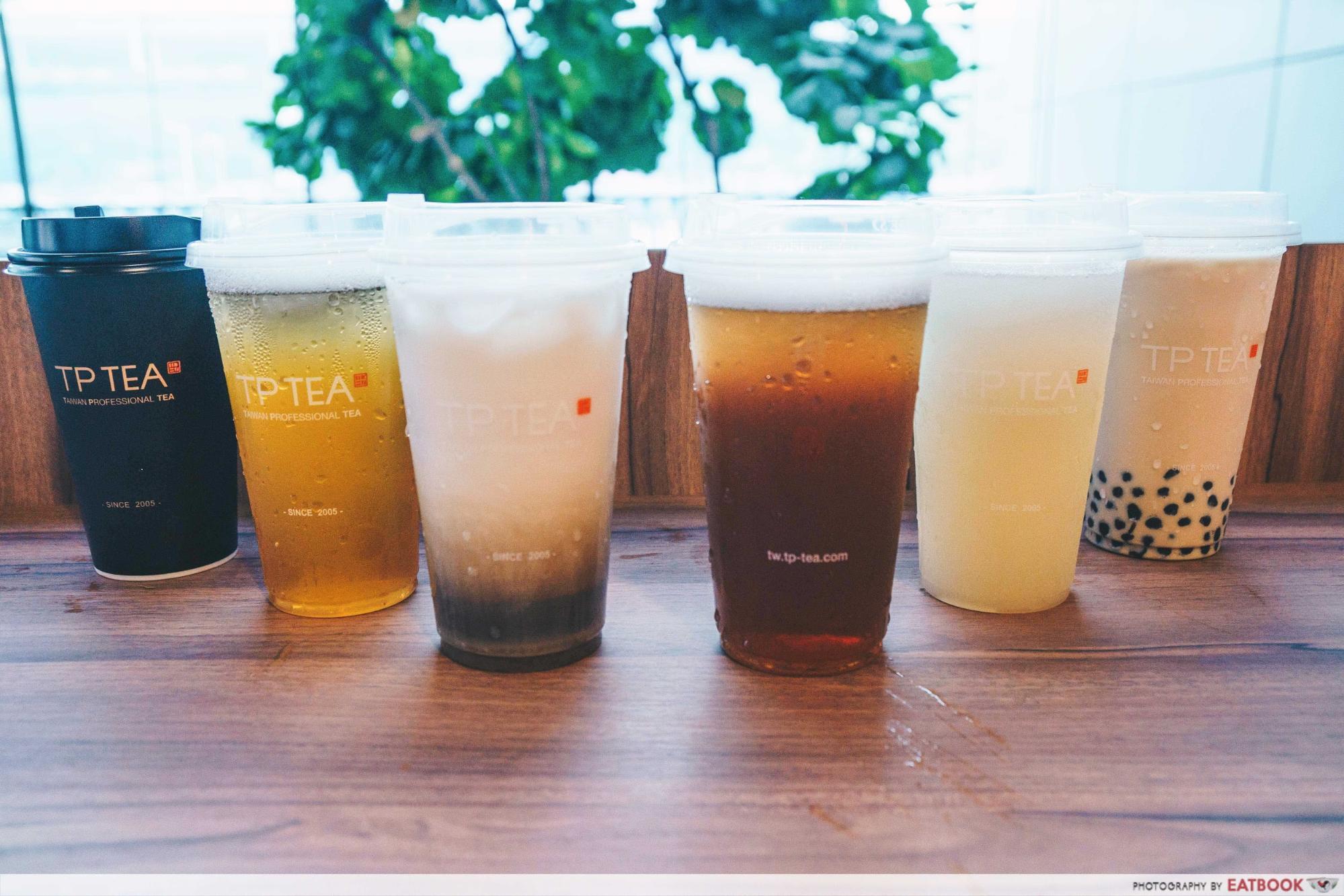TP Tea - More Variety