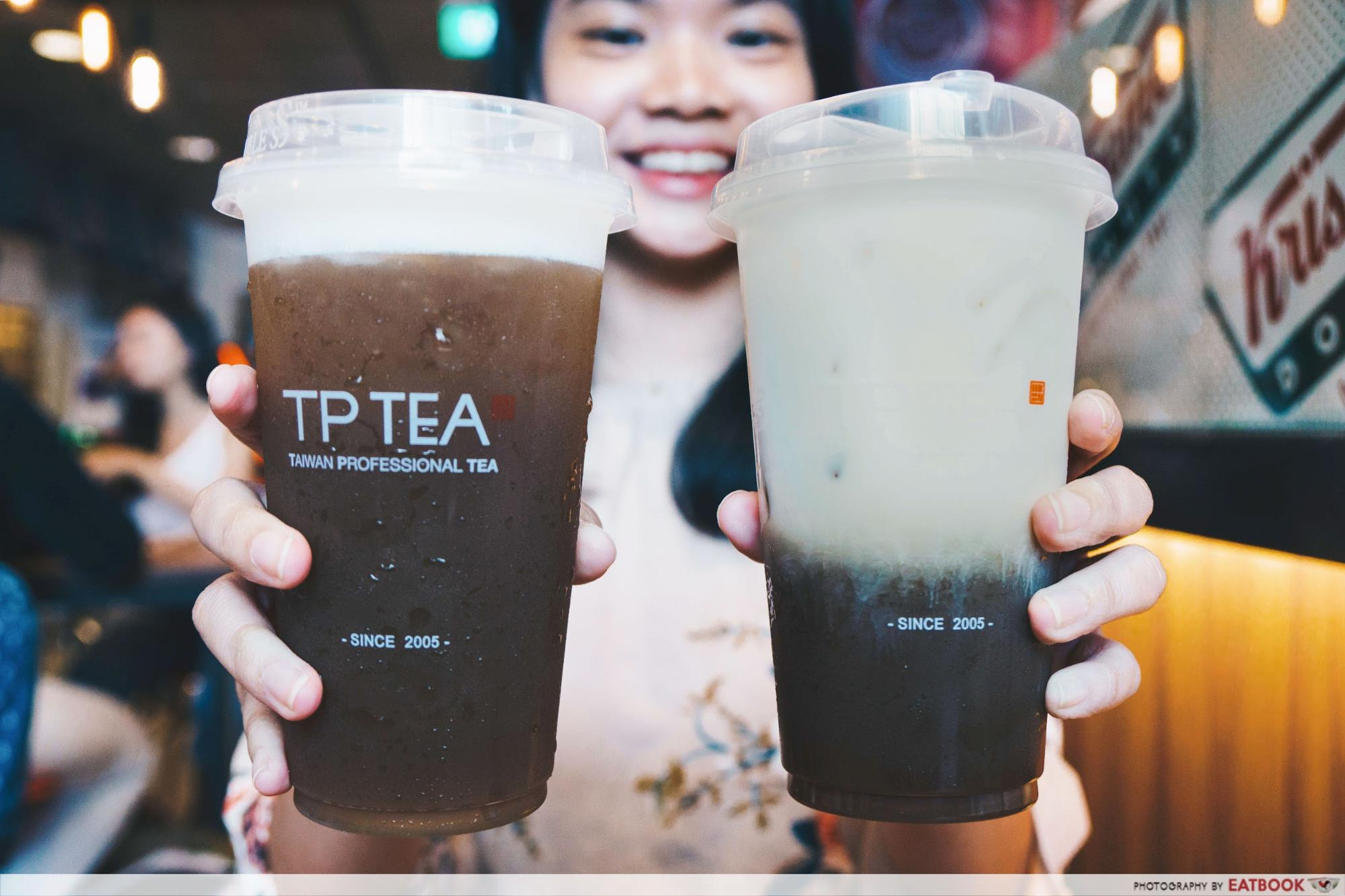 TP Tea - Tie Guan Yin Tea Latte