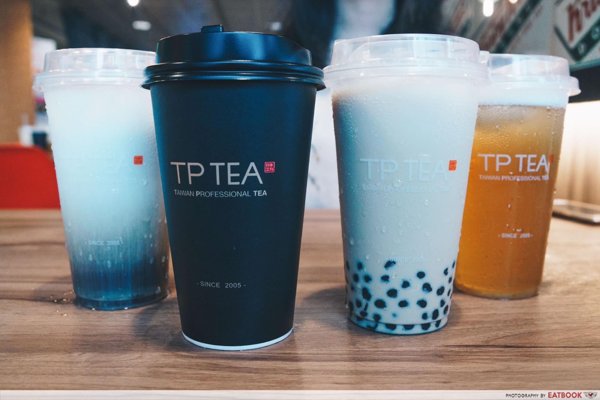 TP Tea - Variety