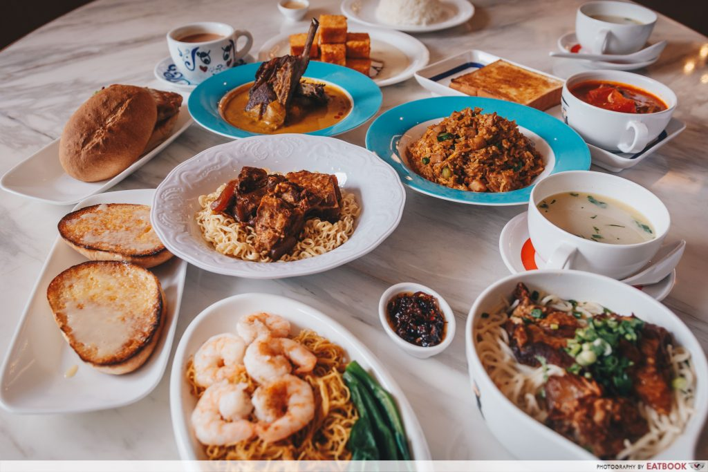 Tsui Wah Review Famous Hong Kong Cha Chaan Teng Opens First Outlet In Singapore Eatbook Sg New Singapore Restaurant And Street Food Ideas Recommendations