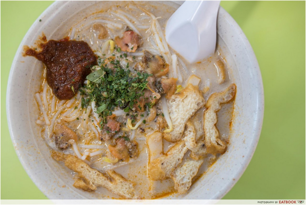 Unique Laksa Stalls Famous Sungei Road