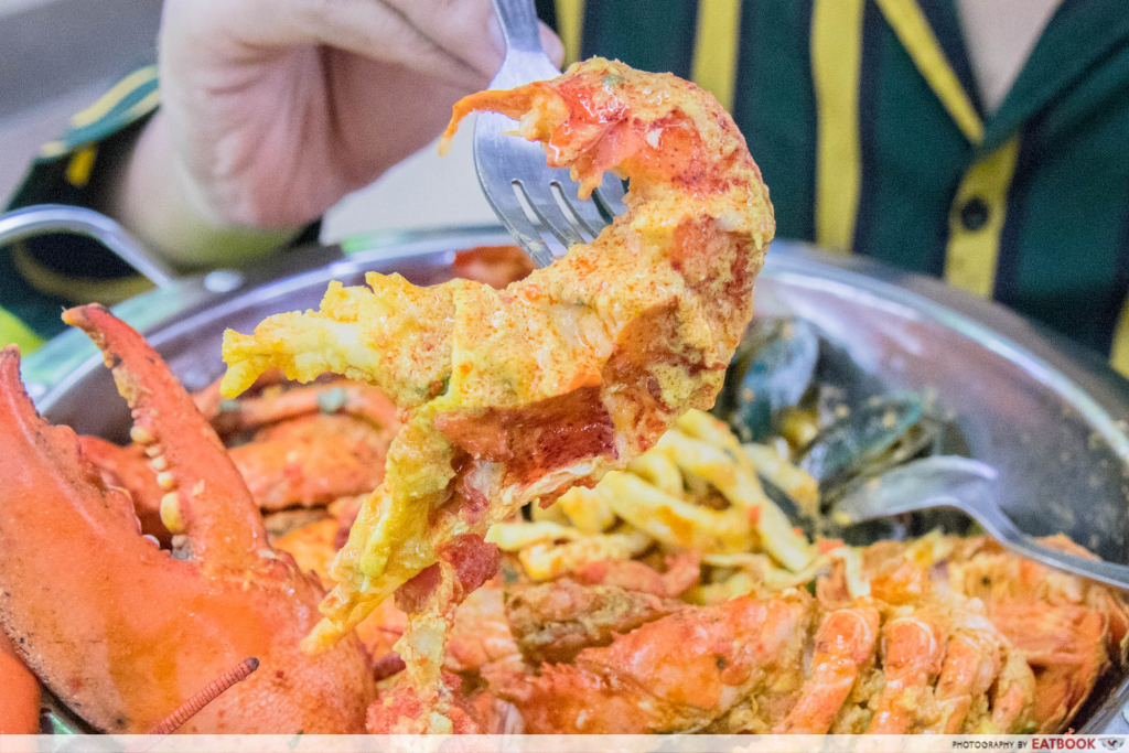 Unique Laksa Stalls Jengood Jom Makan