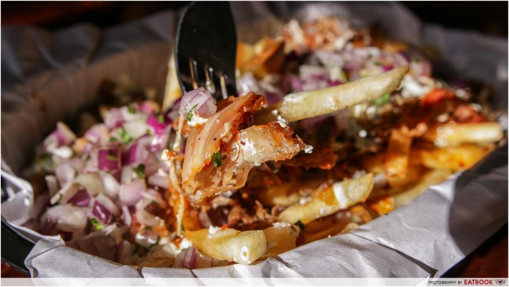 Weekend dining deals 50% Vatos Urban Tacos