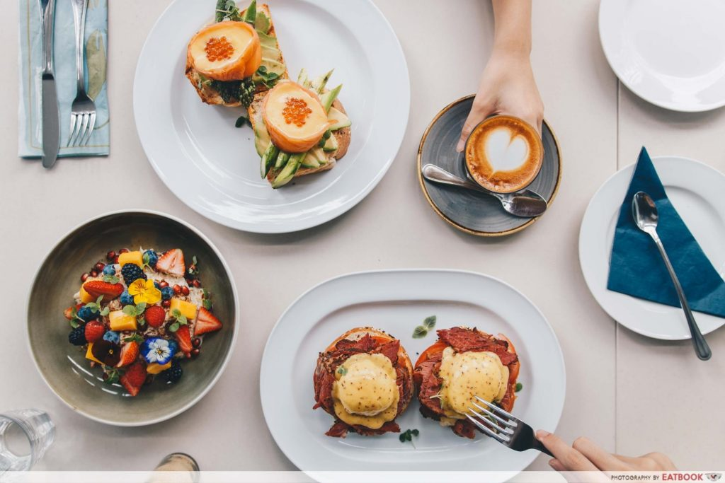 Weekend dining deals 50% Wild Honey (Scotts Square)