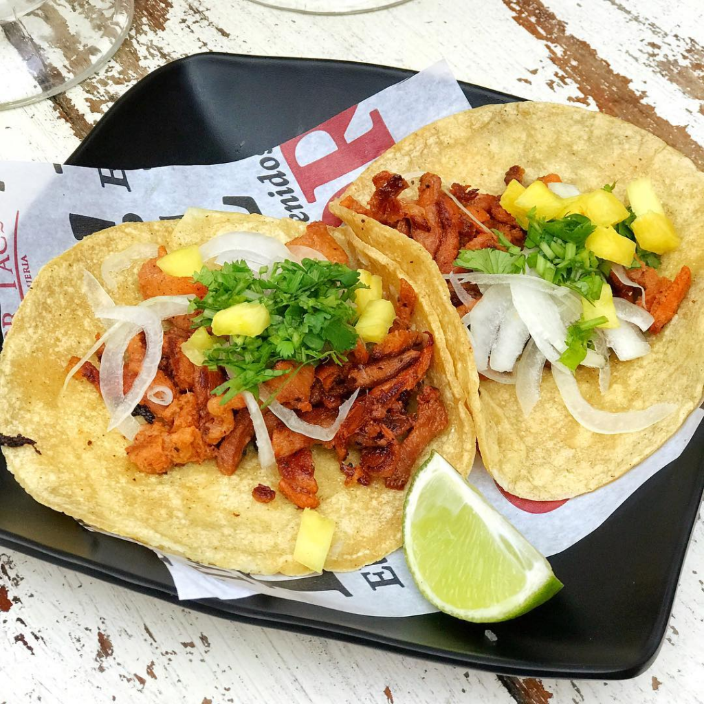 Weekend dining deals 50% senor taco
