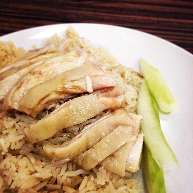 botanic gardens food - Yong Chai Chicken Rice