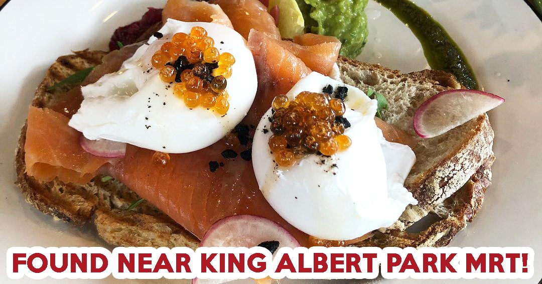 king albert park food - rft)
