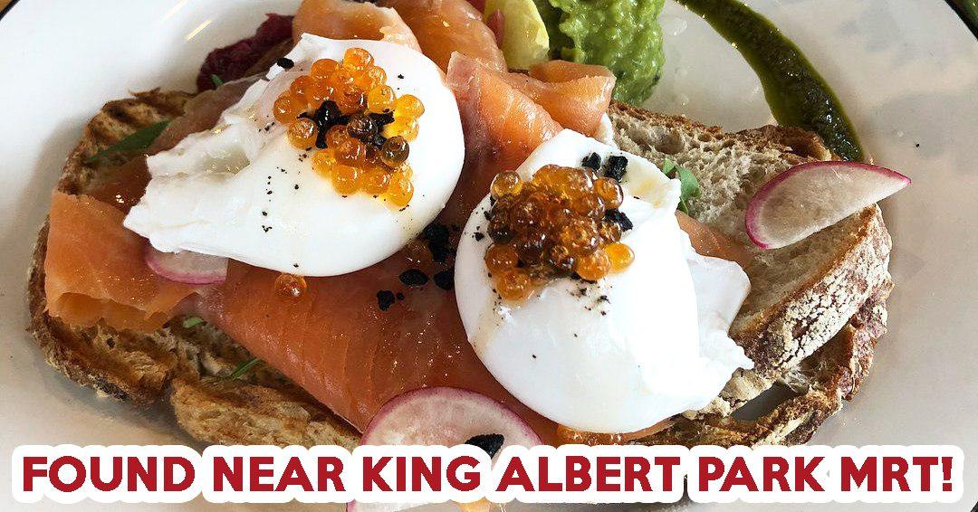 king albert park food - rft)