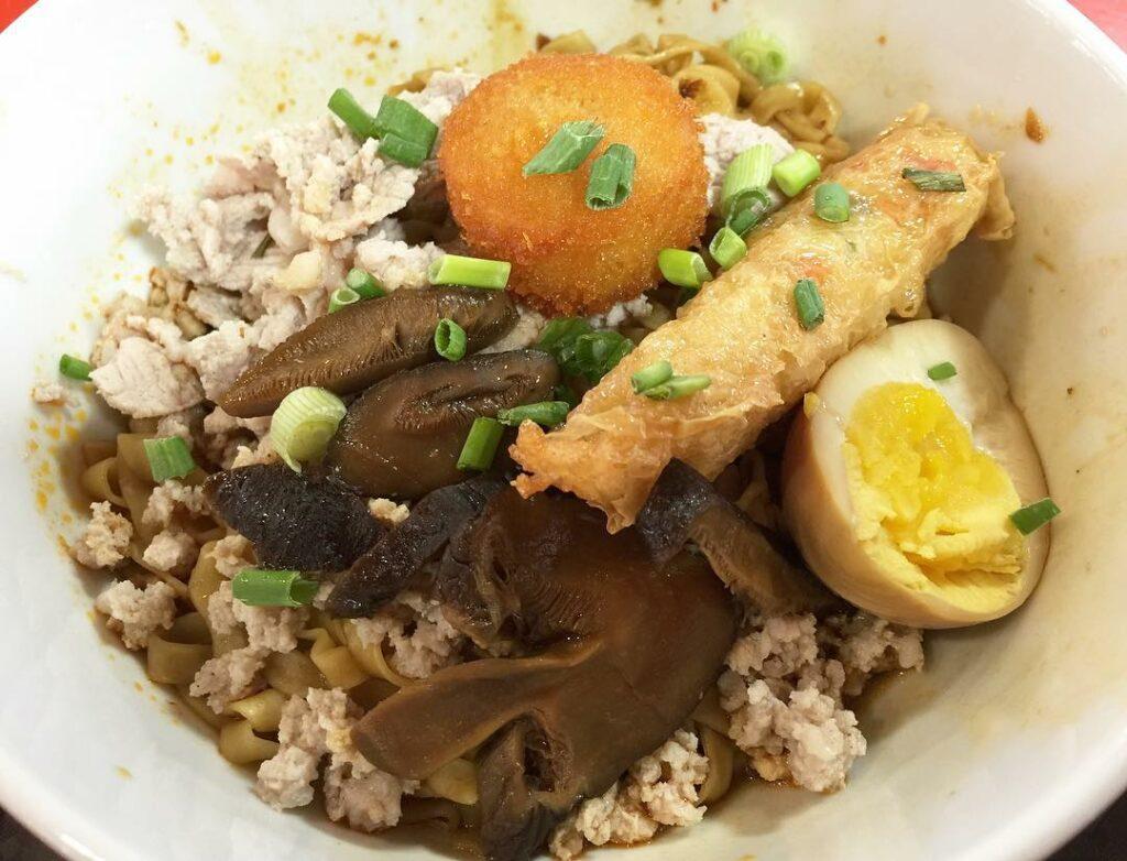 lorong chuan food Ding Ji Teochew Noodle