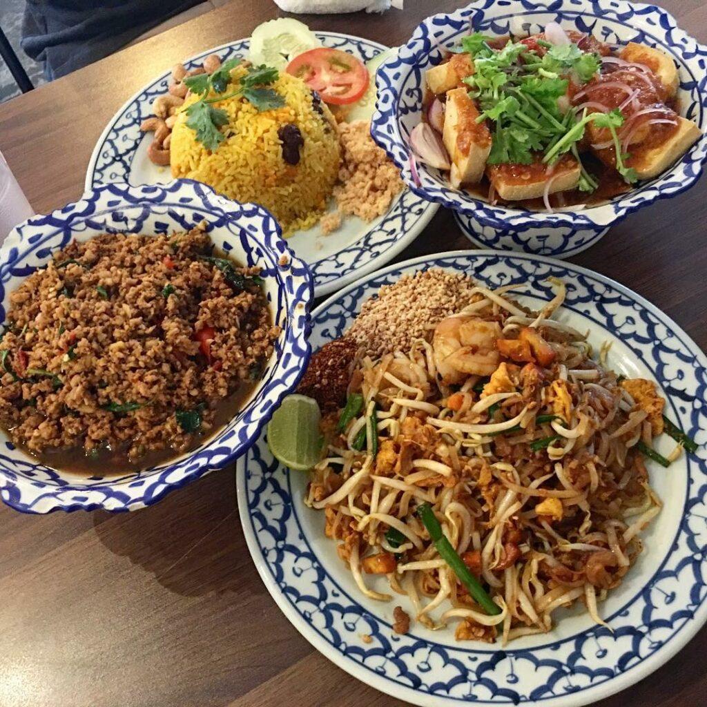 lorong chuan food Siam Society