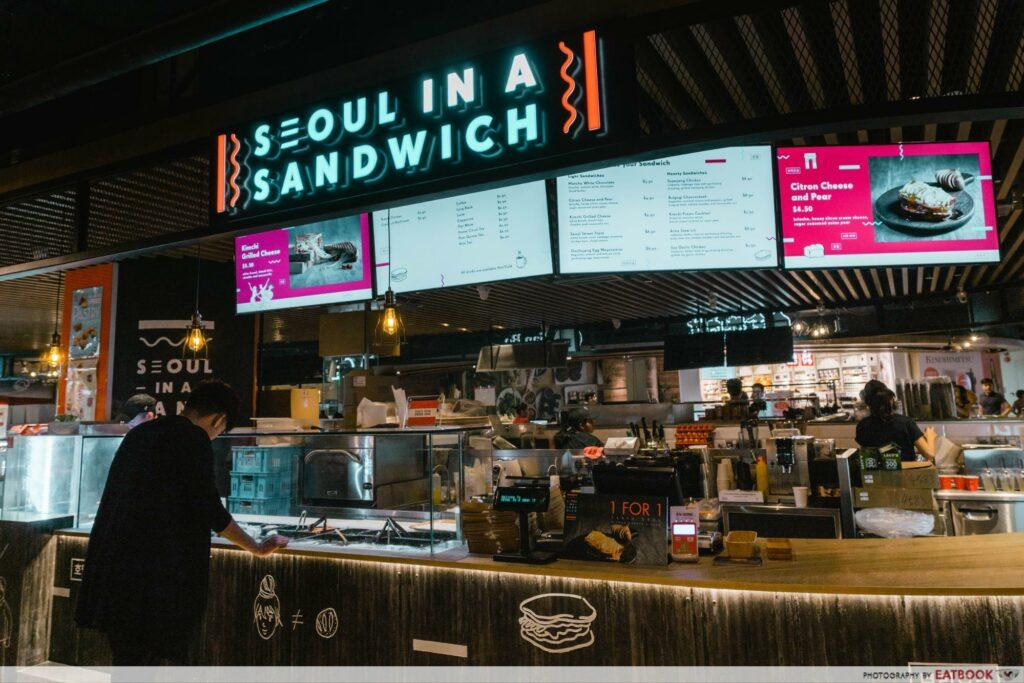 seoul in a sandwich - 3