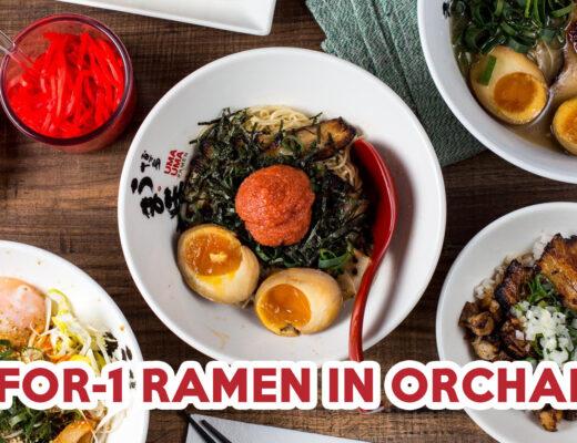 1 for 1 Uma Uma Ramen - Main Picture