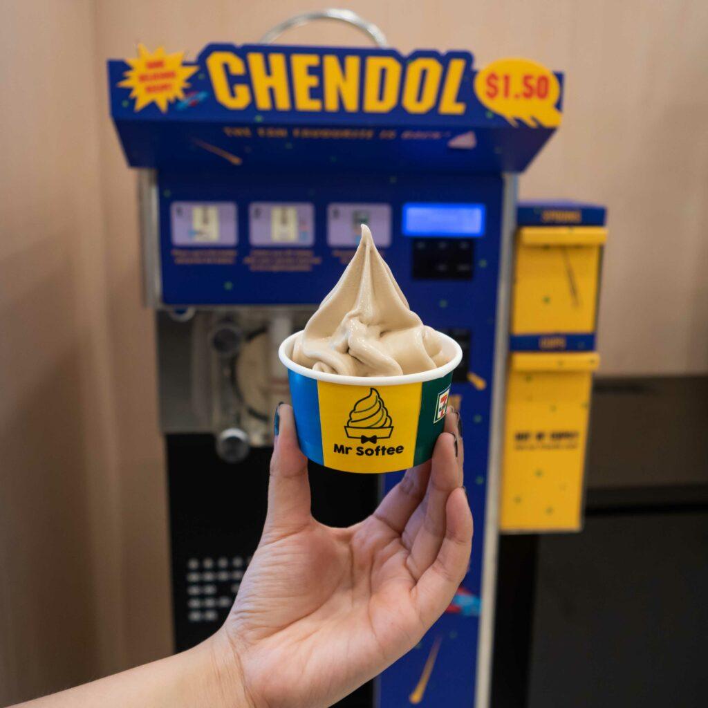 7-Eleven - Mr Softee Chendol ($1.50) - C