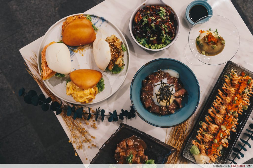Bao Makers Flatlay