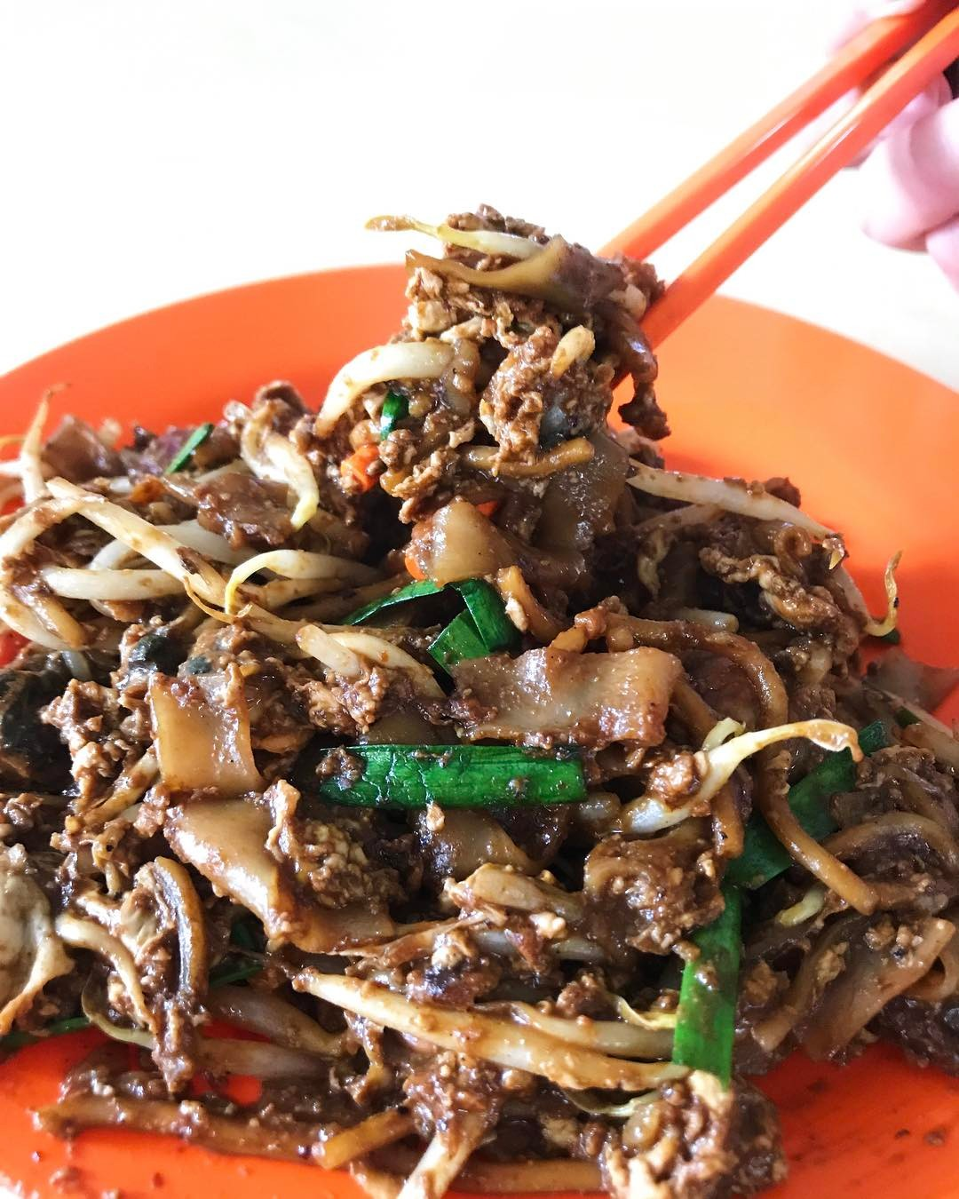 Bedok Food - Hill Street Char Kway Teow