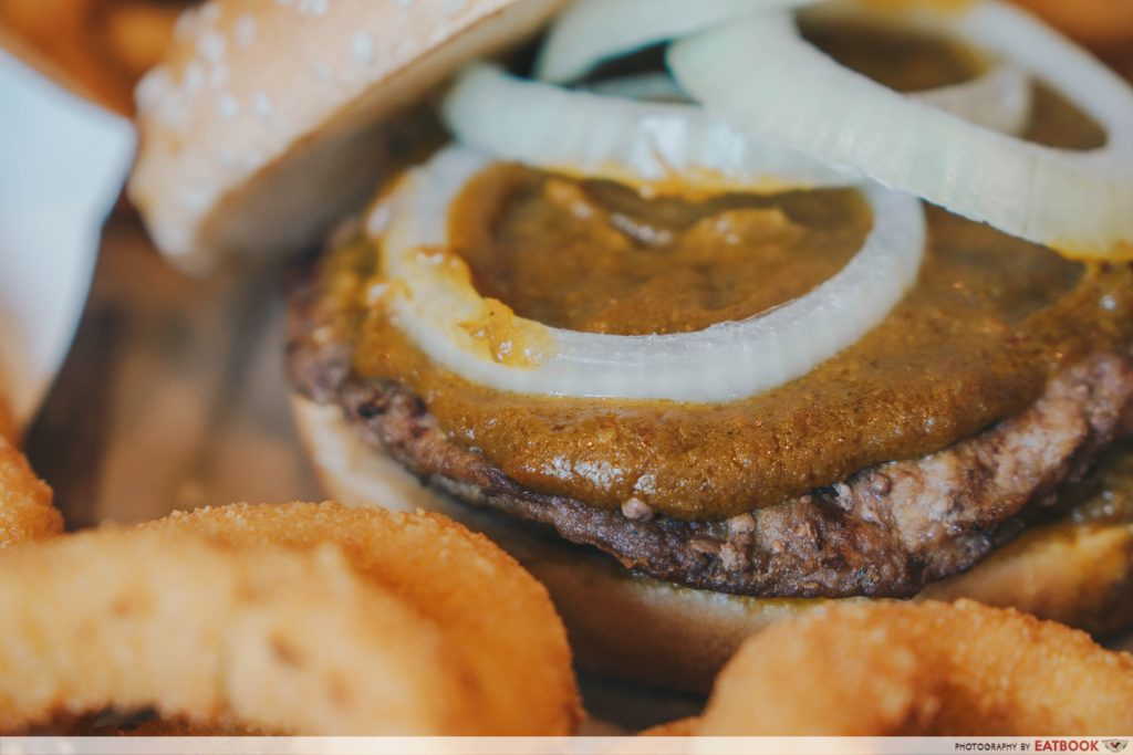 Burger King - Rendang Sauce