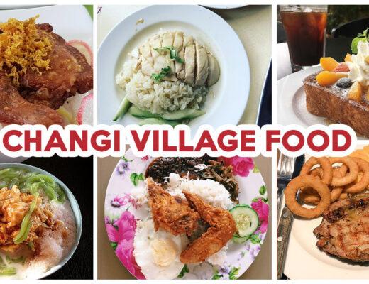Changi Village Food Main