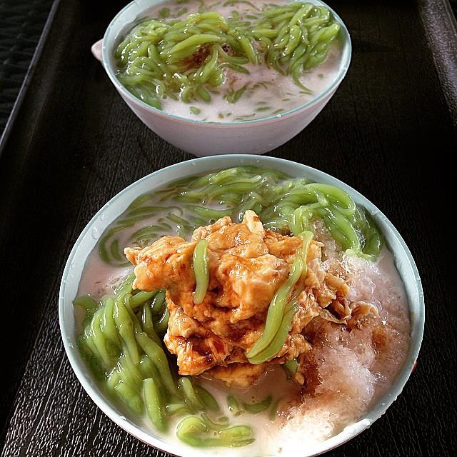 Changi Village Food Makan Melaka
