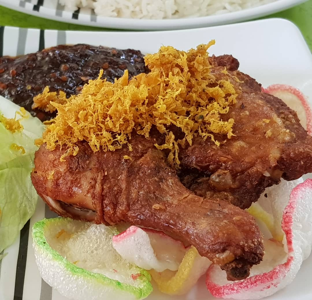 Changi Village Food Sari Bistari Changi Village Famous Nasi Ayam Penyet