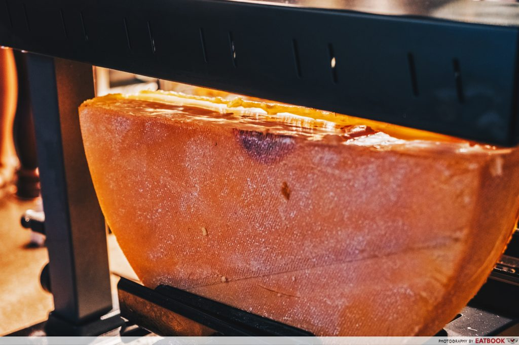 Cheese Addiction- raclette cheese