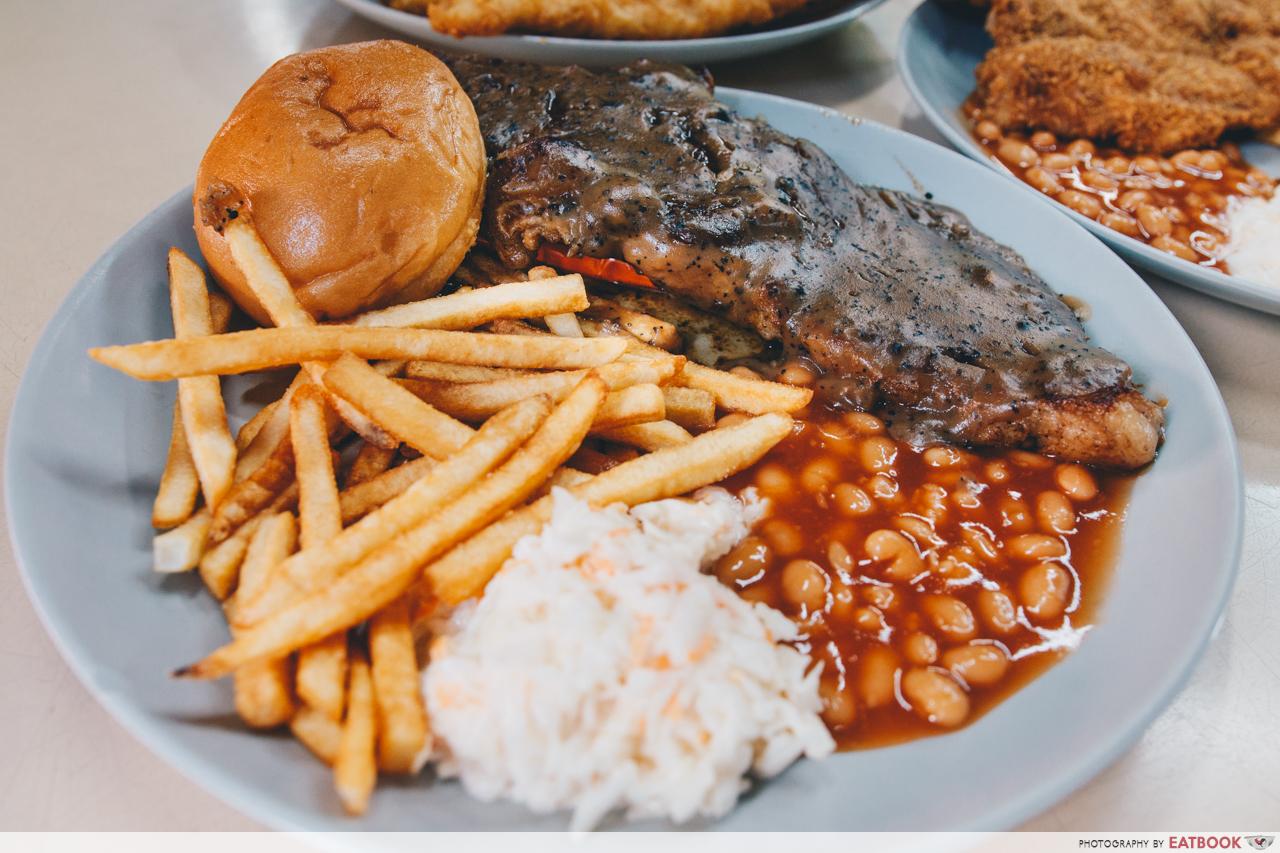 Do And Me - Black Pepper Beef Steak