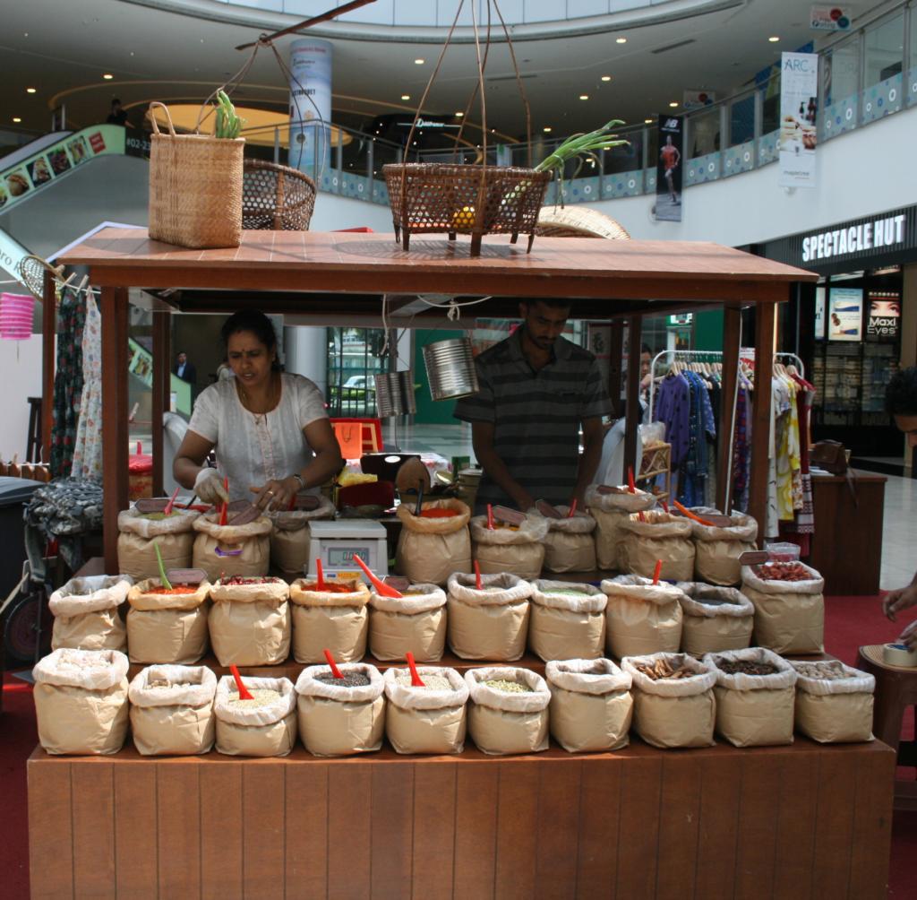 Durian Curry Puffs - selvi mills