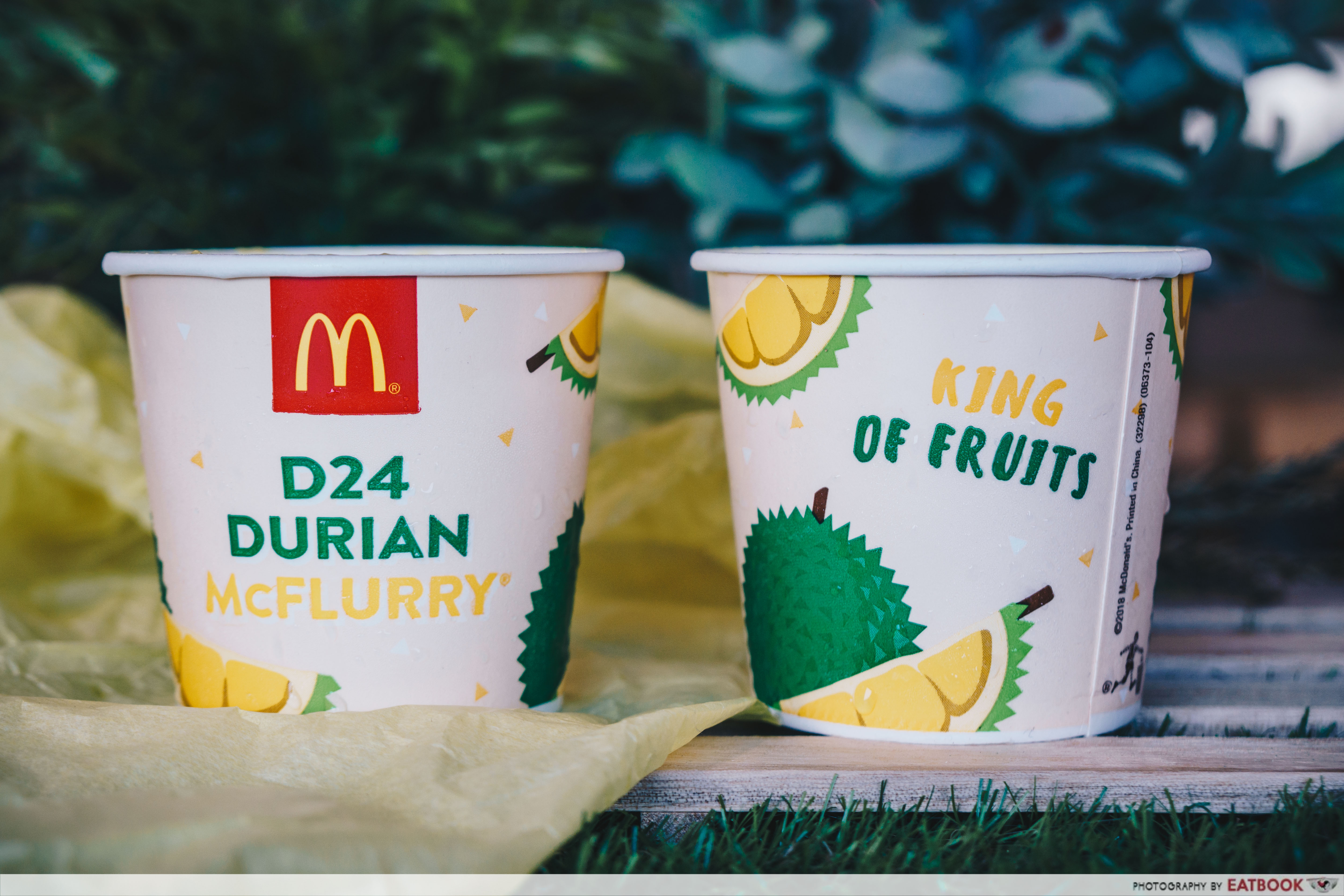 Durian McFlurry - Feature Image