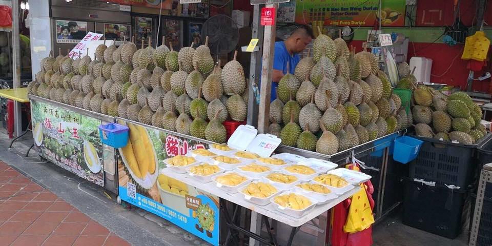 Free Durian Ah Lan