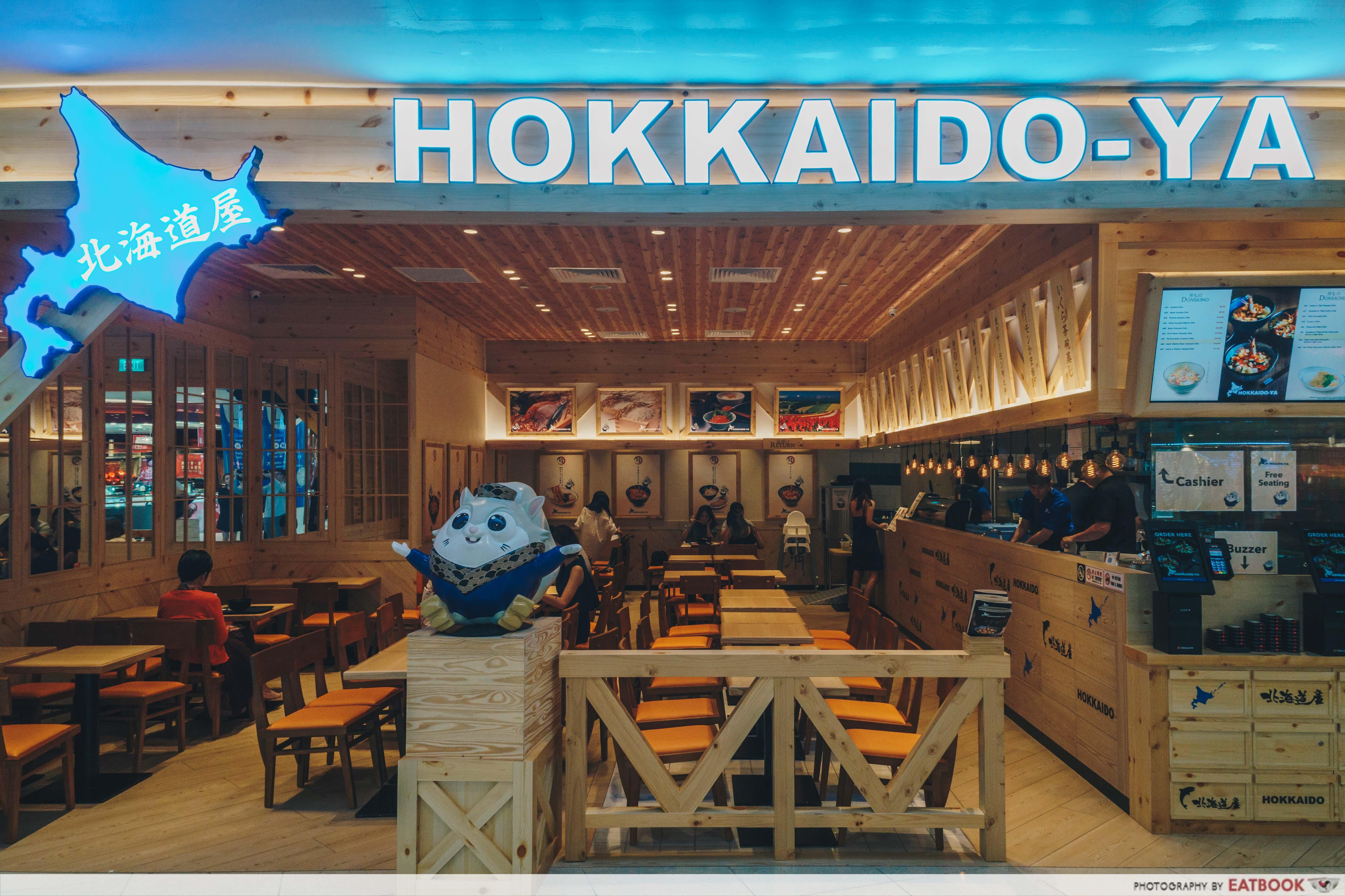 Hokkaido-Ya - Storefront