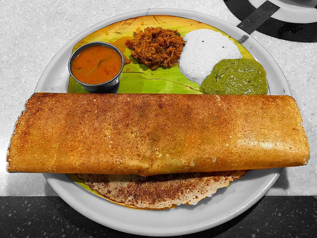 Little india food - ananda bhavan
