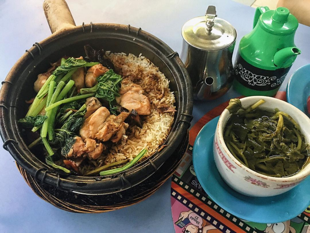 Michelin Bib Gourmand 2018 Lian He Ben Ji Claypot Rice