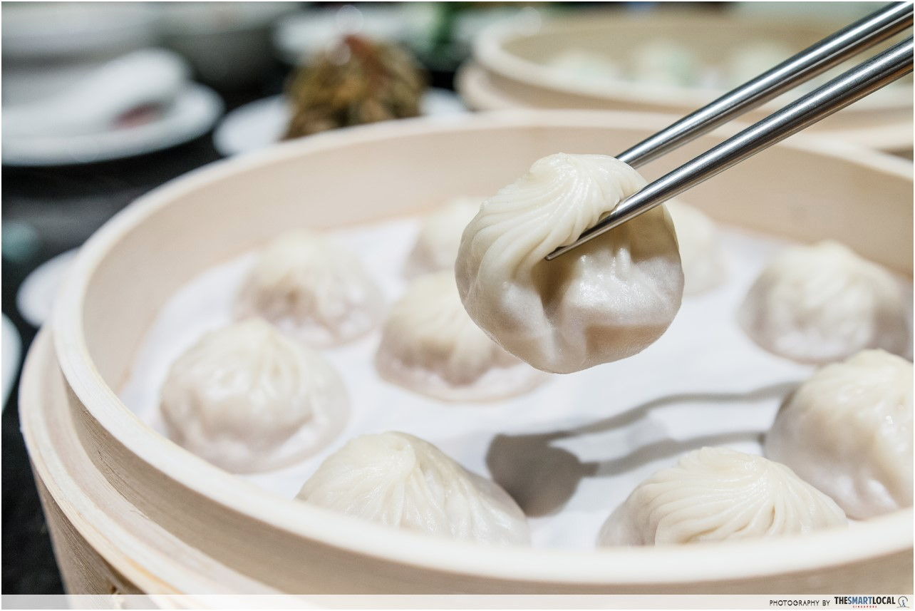 New Restaurant City Square Mall - Din Tai Fung Food
