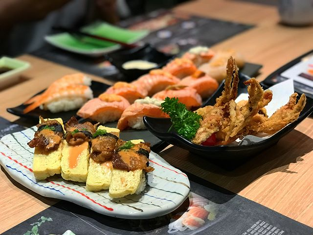 New Restaurant City Square Mall - Itacho Sushi Food