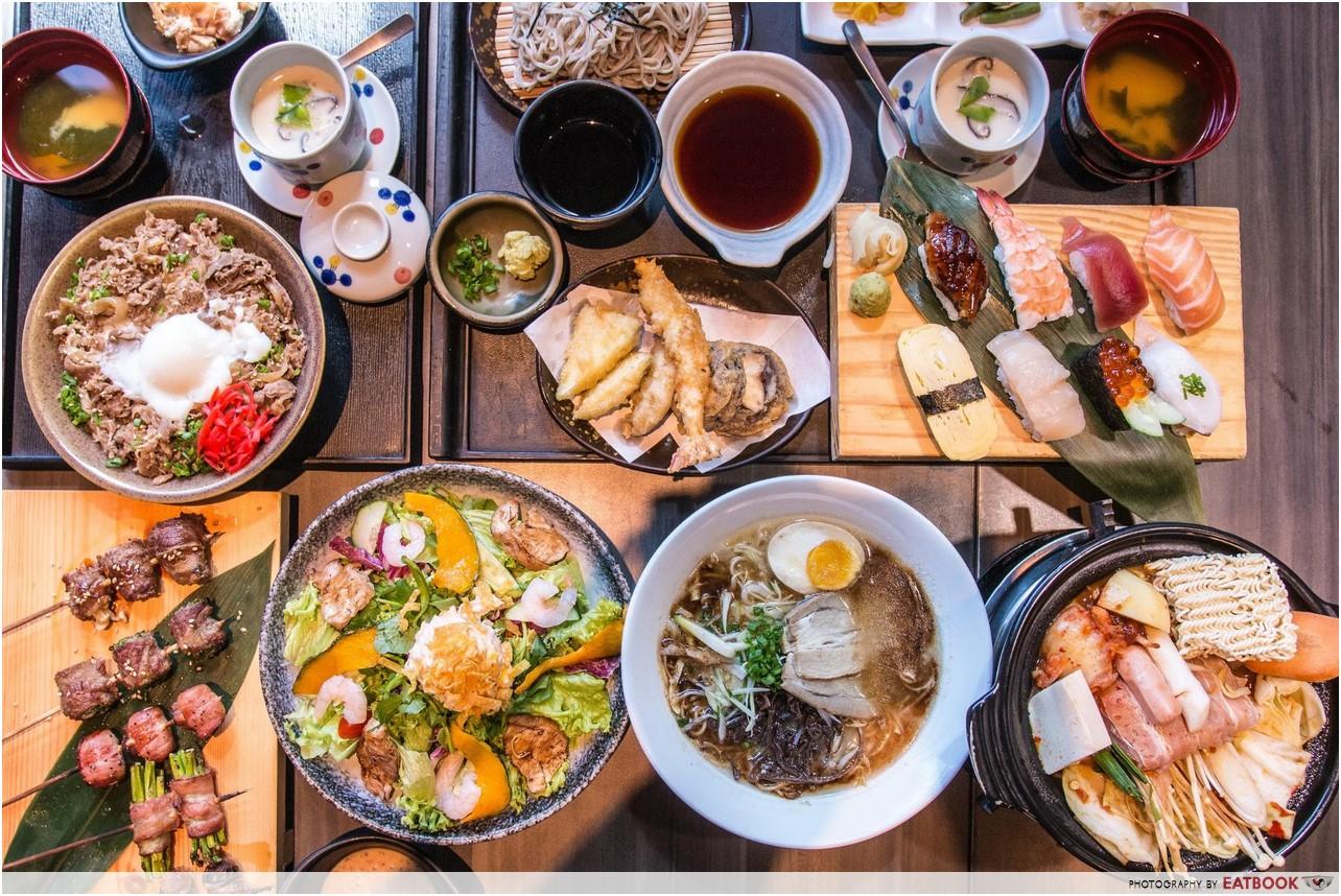 New Restaurant City Square Mall - Watami Food