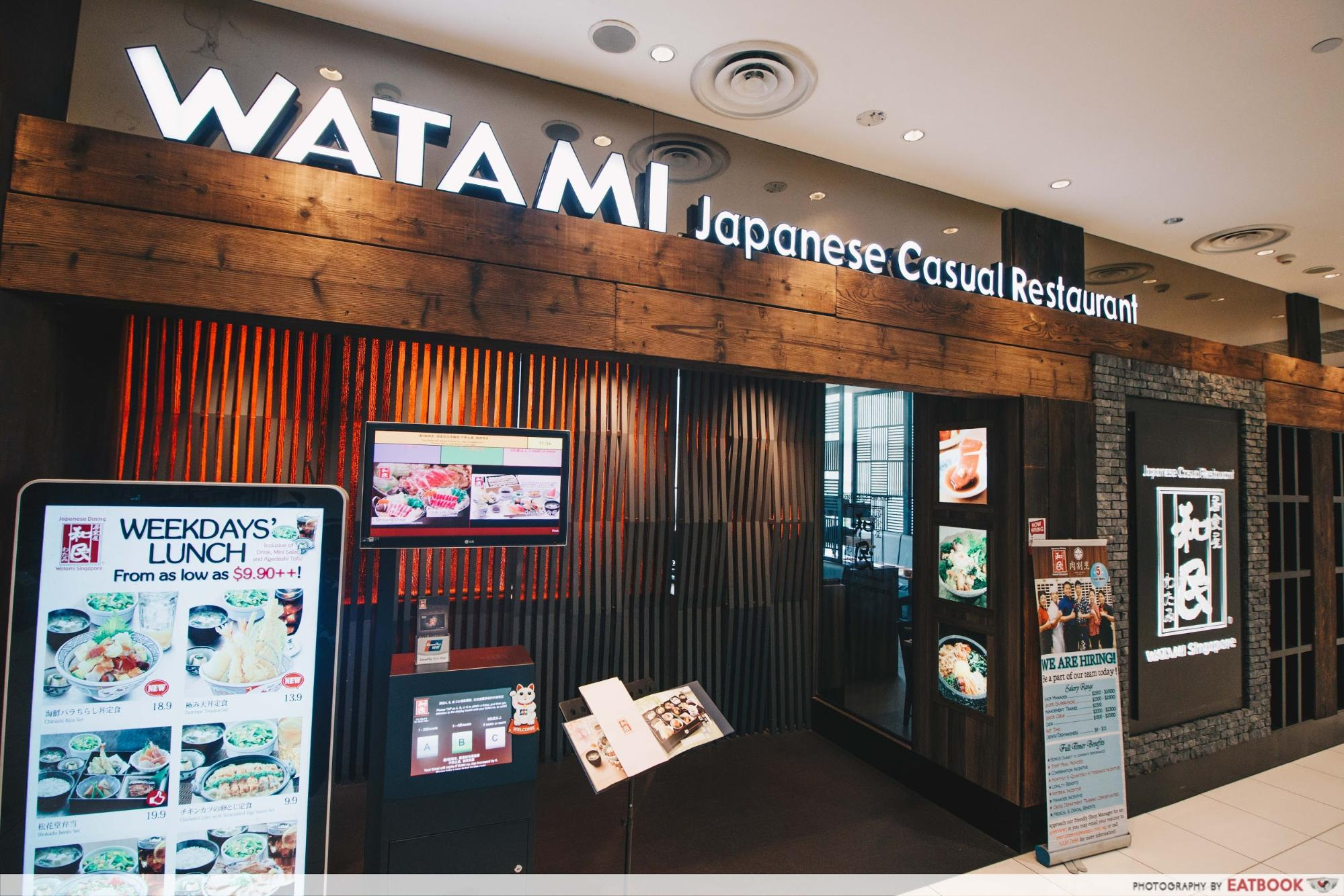 New Restaurant City Square Mall - Watami