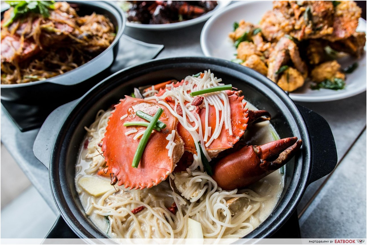 New Restaurant City Square Mall - Wok Master Food