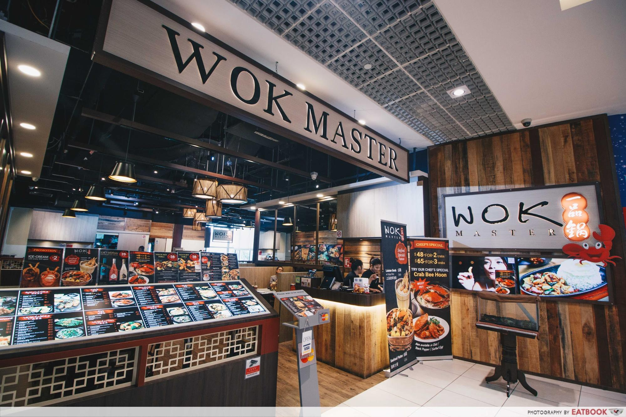 New New Restaurant City Square Mall - Wok Master City Square Mall - Wok Master