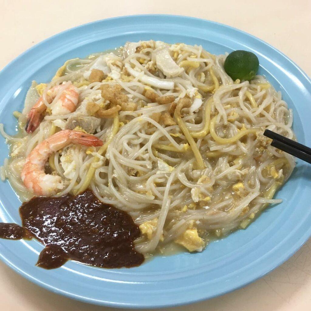 North Bridge Road Food Centre - Hoe Hokkien Mee