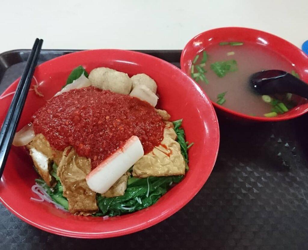 North Bridge Road Market - yong tau foo