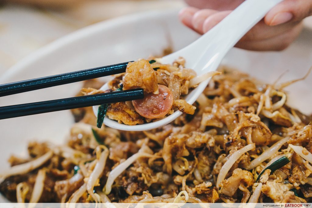 Image result for char kway teow singapore eatbook