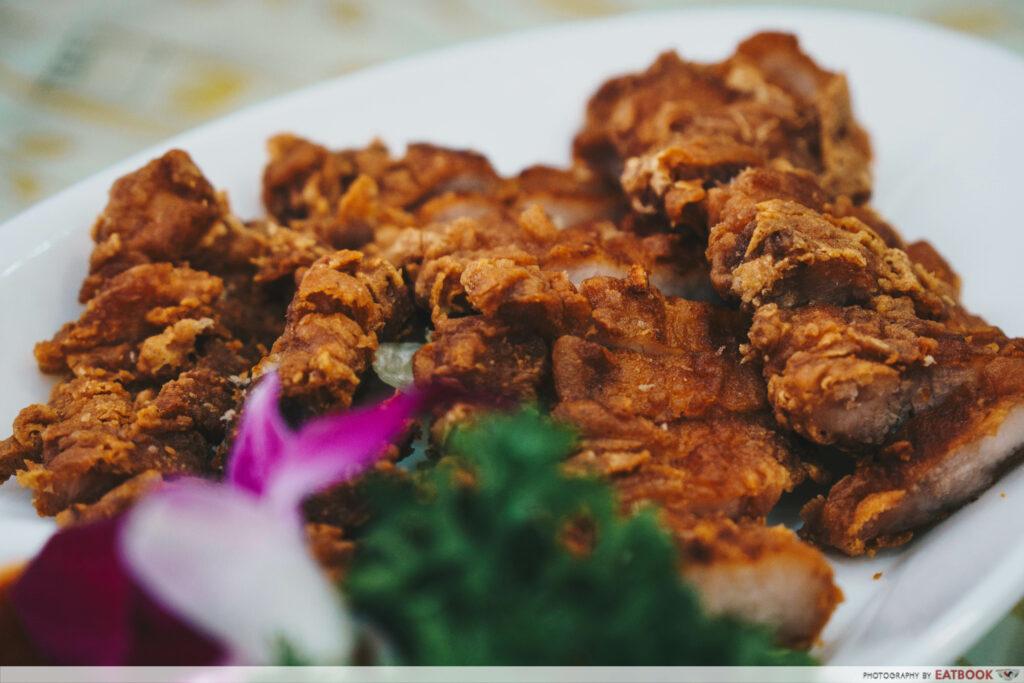 Penang Seafood Restaurant - Fermented Pork Belly