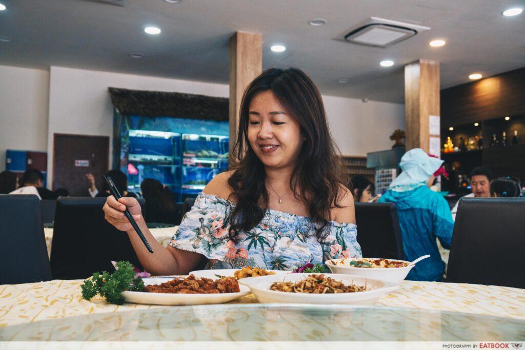Penang Seafood Restaurant - Verdict Shot