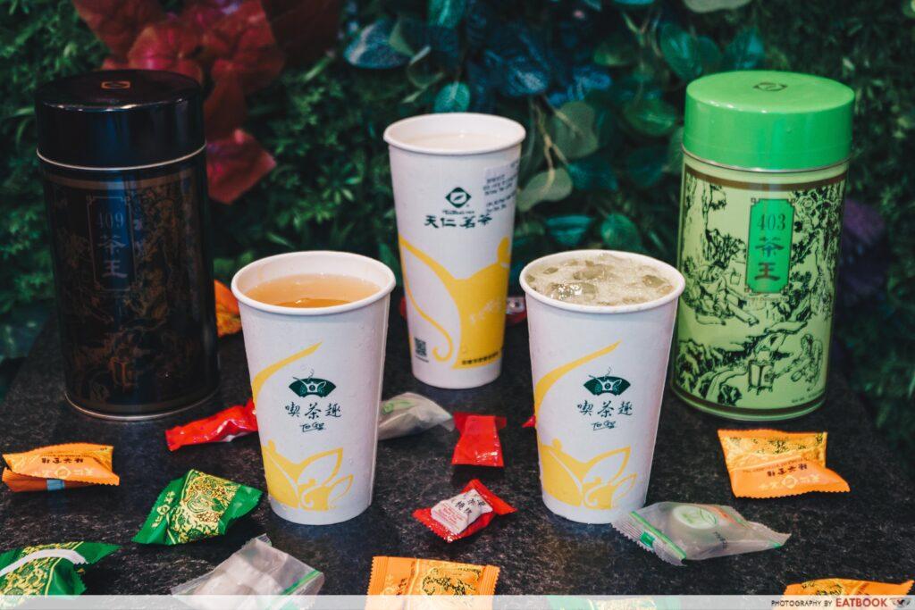 Ten Ren Tea Group