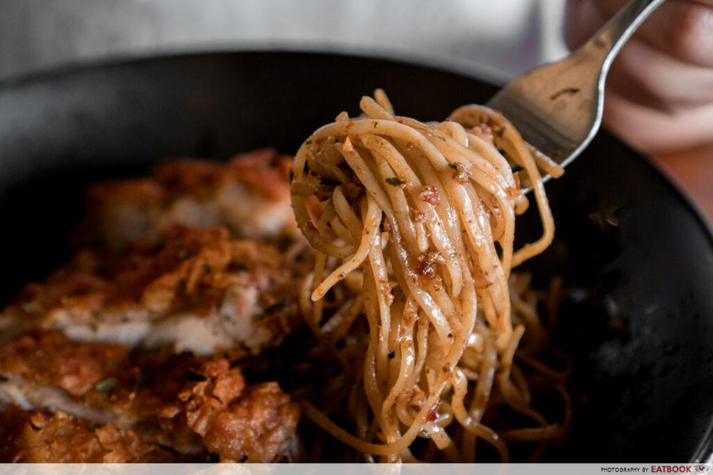 Workbench Bistro Ma La Pasta
