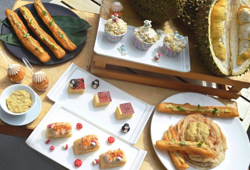 durian buffets Latest Recipe
