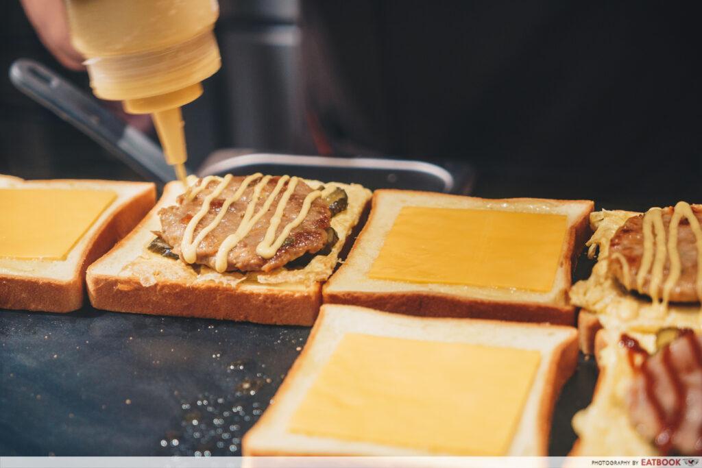issac toast