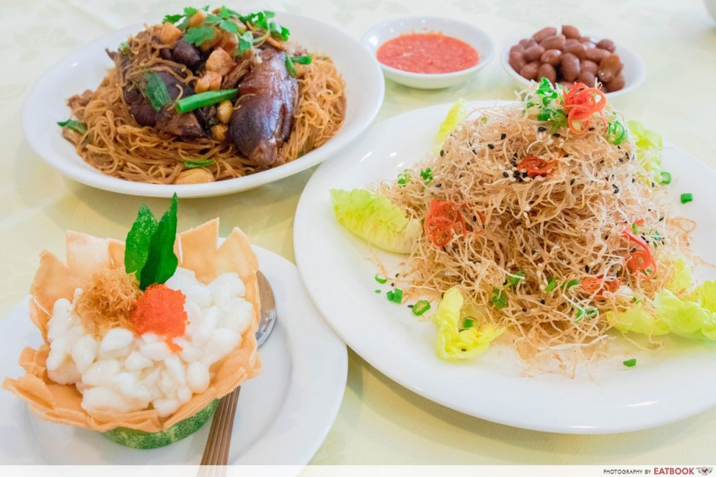 kallang food - tonny restaurant