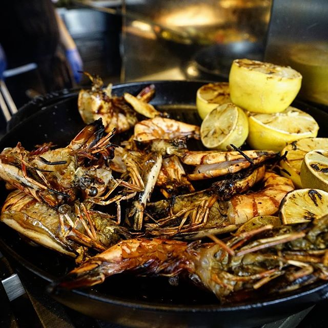 BBQ Seafood Buffet - Oasis Grill and Buffet