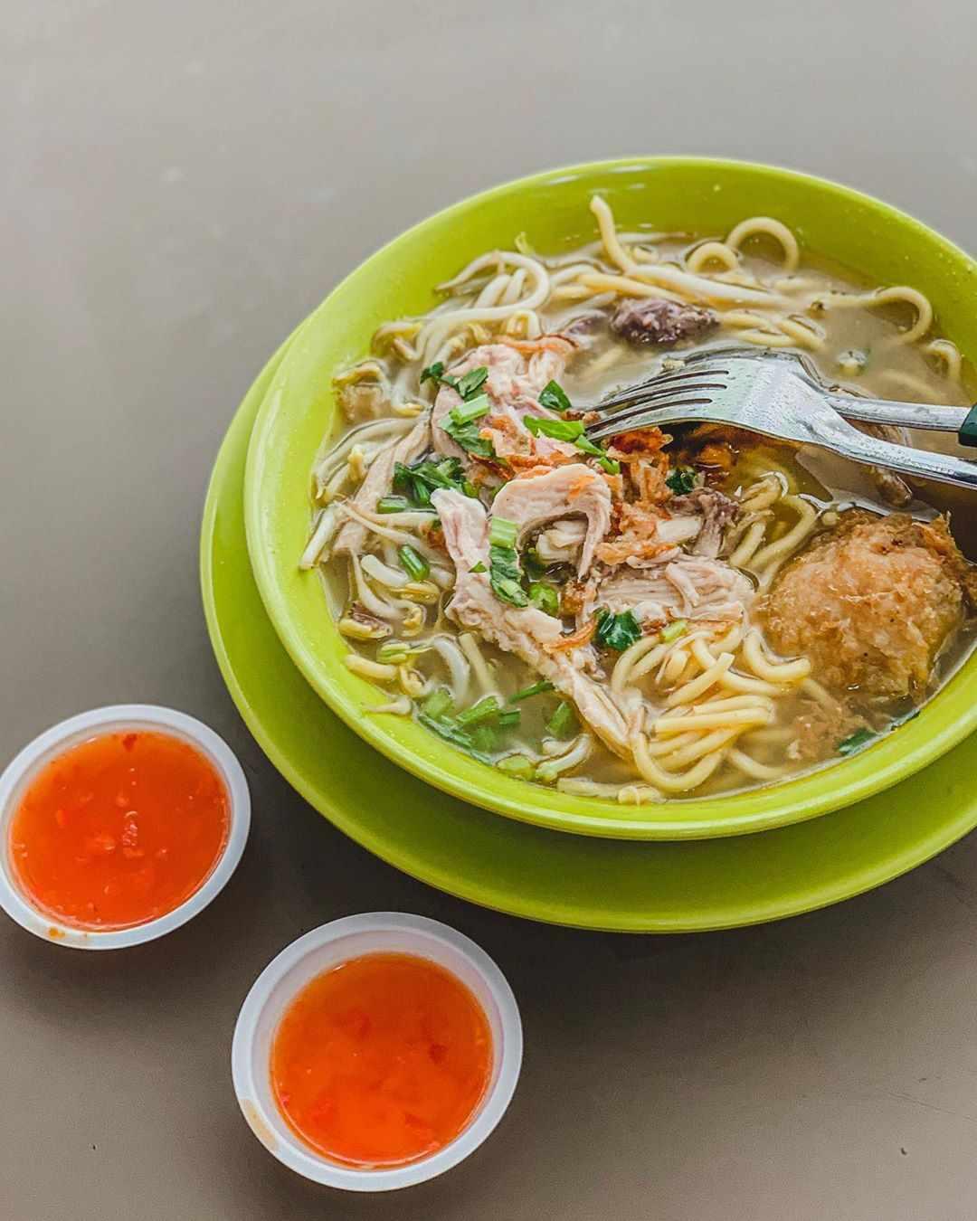 Bedok Food Mee Soto